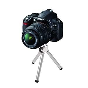 Mini Trépied/Pied/Support Pliant pour appareils photos SLR Nikon D5000, D5100, D3100, D3200, D600, D800
