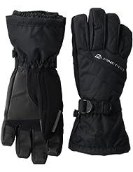 Alpine Pro Guantes Esquí Rena Negro S