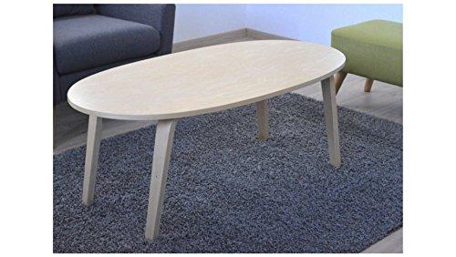 ComptoirXL Table Basse Design scandinave FLEN 120cm