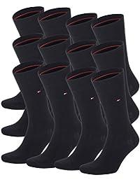 Tommy Hilfiger Classic Monsieur 4paires de chaussettes dans le Avantage Pack + très Livraison Rapide par Amazon