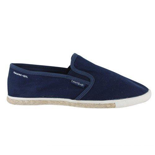 People swalk - Ruffle polycanvas Bleu Bleu