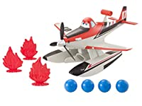 Disney Planes Fire and Rescue Blastin Dusty Toy