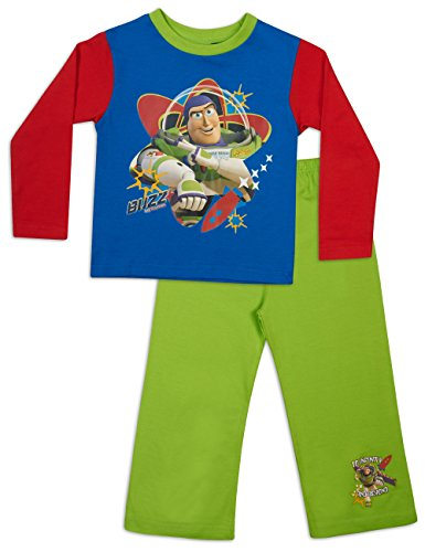 Disney Buzz Lightyear Pyjamas Toy Story Set