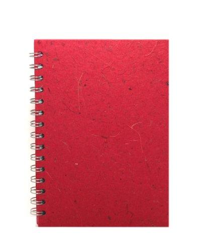 Pink Pig Zeichenblock mit Spiralbindung, A5, säurefreies weißes Papier 150g/m², 70 Seiten/30 Blatt