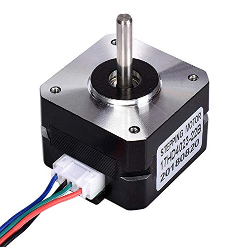 Metyere Stepper Motor Stepping Durable Portable Cable 3D Printer Extruesr  Accessories