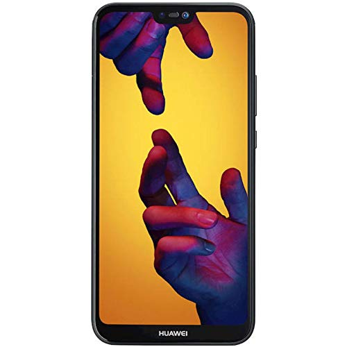Huawei P20 Lite 5.84' Single SIM 4G 4GB 64GB 3000mAh Black - Smartphones (14.8 cm (5.84'), 64 GB, 16...