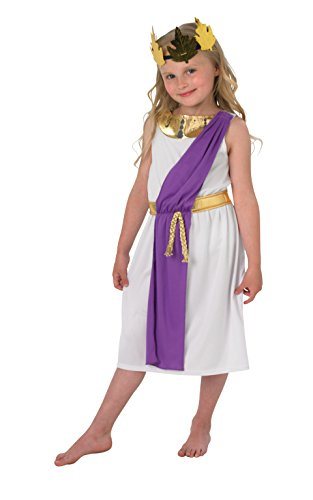 Rubie 's Offizielles Roman Girl Kostüm Mädchen Große Alter ()