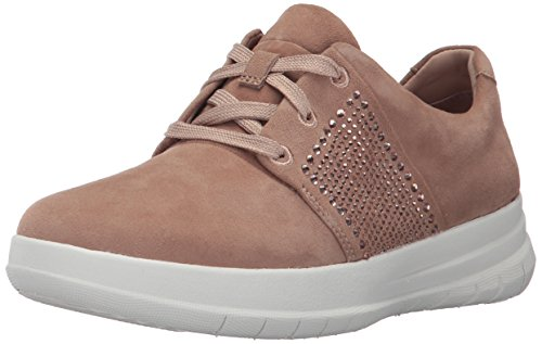 Fitflop Women's Sporty-Pop X Crystal Fashion Sneaker