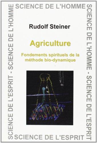L'agriculture par Rudolf Steiner