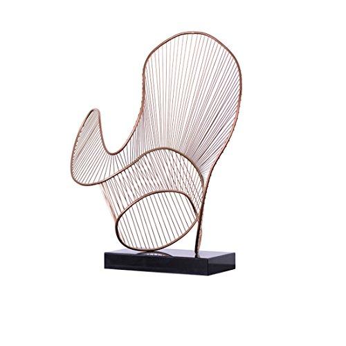 SUNGL Ornament Jahreszeiten Element Kunst Schreibtisch Moderne Unterhaltsame Dekor Skulptur Couchtisch Home Office