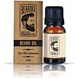 Beardo Beard and Hair Fragrance Oil - 10 ml (The Old Fashioned)