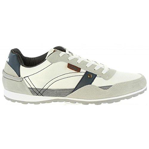 LOIS JEANS Chaussures de Sport Homme 84003 06 Blanco