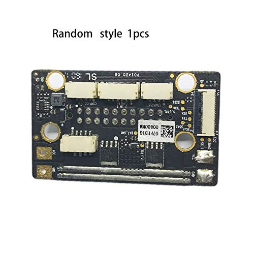 CHOULI for DJI 4 P4a/p4p Power Interface Module Battery Interface Board Accessories Black -