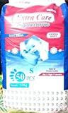 Extra Care EXTRA ABSORB S Pant Style Diapers 50PCS (XXL)