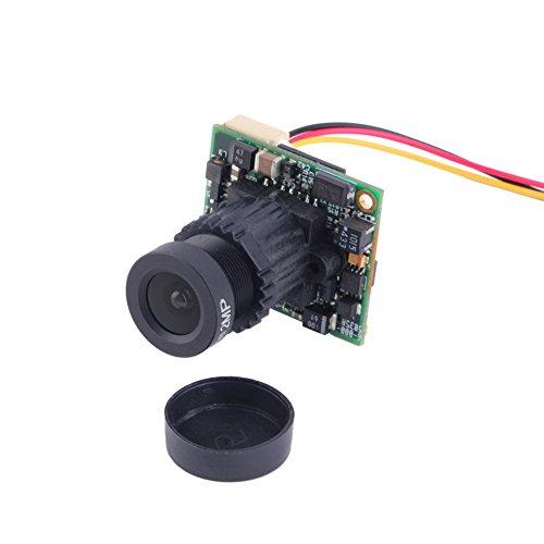 HSL HD 700TVL Sony CCD PCB-Platinenkamera 2.1mm Weitwinkelobjektiv Mini FPV-Sicherheits-Nocken - 3
