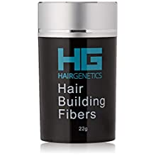 Advanced Keratin Hair Building Fibres Large 22g Dispenser, Natural & Thick Concept to Save Money, Professional Quality Fiber, Hair Loss Concealer Fibers For Men and Women (Medium Brown)