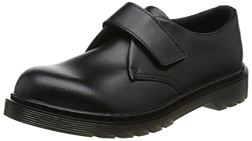 Dr. Martens Mädchen Kamron Y Slip On Sneaker, Schwarz (Black 001), 37 EU