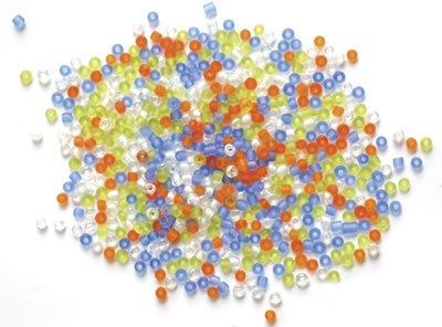 Queen und Co Co irisierend Bubbles Punkte selbstklebend 50/pkg-orange, andere, mehrfarbig -