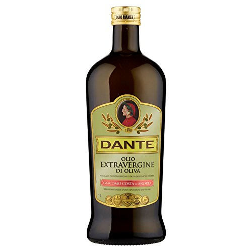 Dante - olio extravergine di oliva - 6 pezzi da 1 l [6 l]