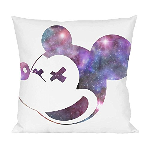 Mickey Mouse Galaxy Hipster Pillow