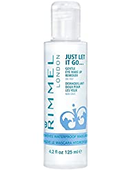 Rimmel Gentle Eye Make Up Remover, 125 ml