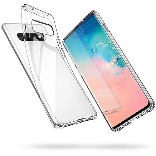 ESR Cover per Samsung S10, Custodia Essential Zero in TPU Morbido, Sottile e Trasparente Compatibile con Samsung Galaxy S10, Custodia Morbida in Silicone Flessibile - Gelatina Trasparente
