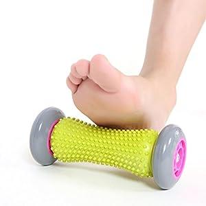 Fußmassage Roller Muskel Roller Stick, ALINYEE Fuß Massage Hand Roller Yoga Fitness Massage Stick Rolle, Ganzkörper Meridian Hals Taille Wirbel Zurückdrängen faszien rollen
