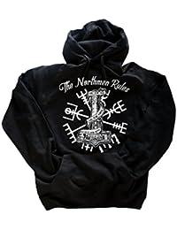 Viking Shirts - The Nordmens Rules-EHRE DEINE FRAU-LIEBE DEINE KINDER-BESCHÜTZE DEINE HEIMAT T-Shirt