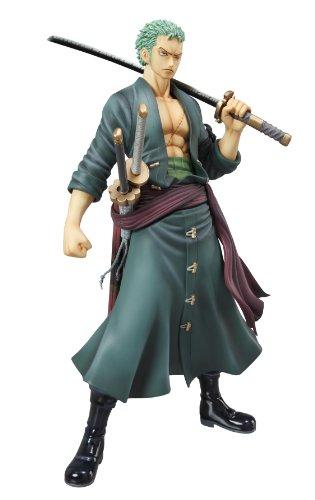 Megahouse One Piece Portrait of Pirates: Roronoa Zoro Ex Model PVC Figure (japan import) 3