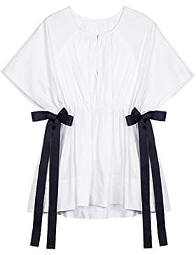 COCO clothing - Camisas - Wrap - Básico - Cuello redondo - para mujer