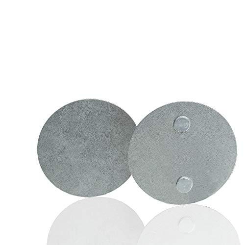 Safe2Home hochwertige Rauchwarnmelder Schnellbefestigung Rauchmelder Magnet Halterung für glatte...
