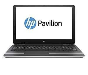 HP Pavilion 15-AU628TX 15.6-inch Laptop (7th Gen Core i7-7500U/8GB/1TB/Windows 10 Home/4GB Graphics), Natural Silver