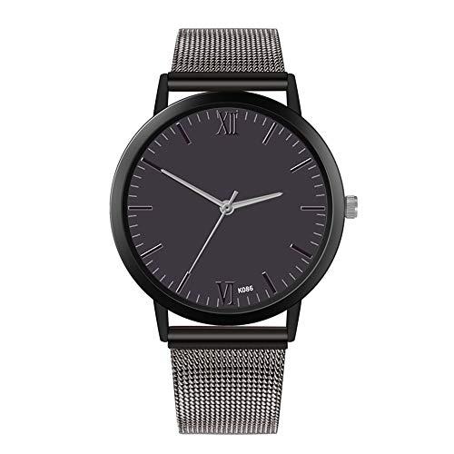 LILIGOD Quarzuhr Damen Frauen Mode Armbanduhr High-End Blue Glass Armband Life Waterproof Armbanduhren Lässig Elegant Uhren Business-High-End-Uhr Exquisite Wild Armbanduhr