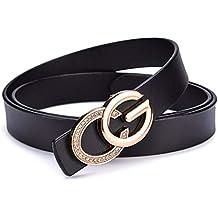 738738ba11 GAOQINGFENG Cintura da donna, abbigliamento casual, cintura decorativa.