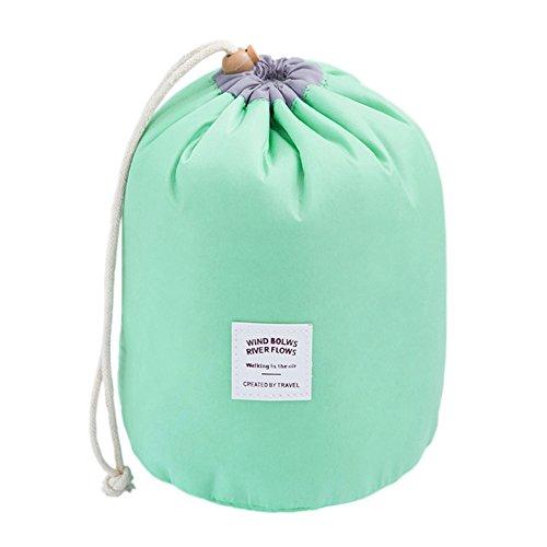 Zhi Jin , Beauty Case , Mint Green (verde) - ZJUKBT002-3
