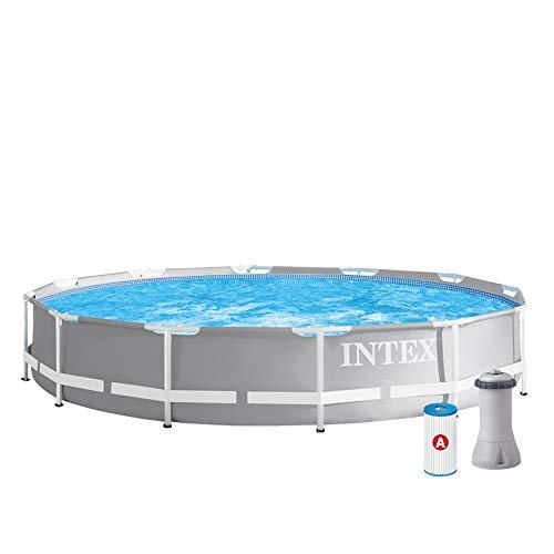 Intex 12Ft X 30In Prism Frame Pool Set -