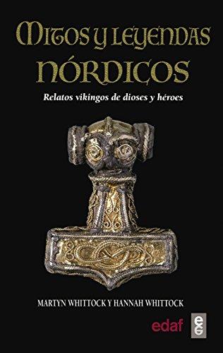 Mitos y leyendas nórdica (Crónicas de la Historia) por Martyn Whittock