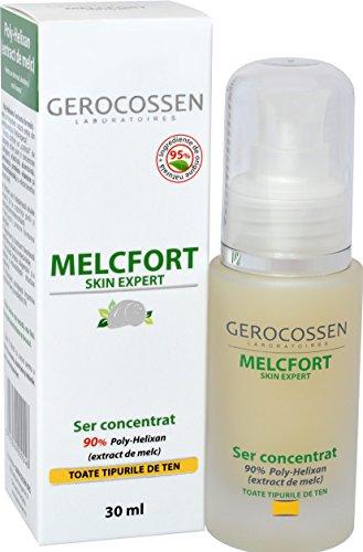 Serum Puro Antifaltenwirkung von 90% für Falten, Flecken, Narben, Akne, Dehnungsstreifen Helix Aspersa Serum