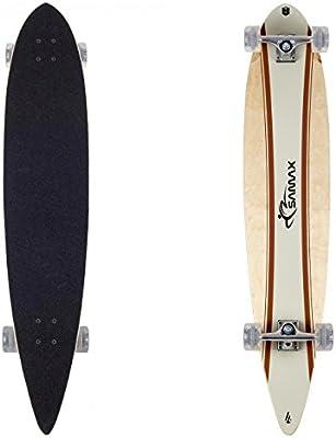 SAMAX Longboard - 115 x 23,5 cm - Kini