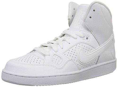 Nike of Force Mid (GS), Chaussures de Basketball Garçon