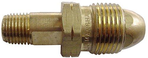 Preisvergleich Produktbild Marshall Excelsior (me1690) 7/20,3cm Hex Spud Mutter