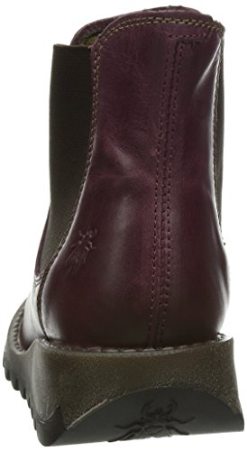 FLY London Salv, Bottes Chelsea femme Violet (Purple 003)