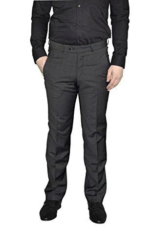Michaelax-Fashion-Trade -  Pantaloni da abito  - Straight  - Basic - Maniche lunghe  - Uomo Anthrazit(01)