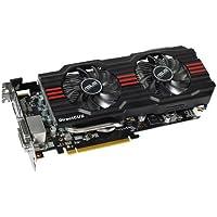 Asus Radeon HD7870-DC2-2GD5-V2 Grafikkarte (PCI-e, 2GB DDR5 Speicher, DVI, HDMI, DisplayPort)