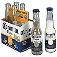 100 Corona Salt and Pepper Caps, Make Your Own Coronita Shakers by Corona