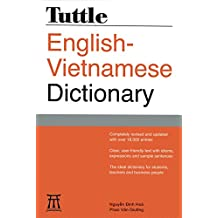 Tuttle Vietnamese-English Dictionary: revised and updated (Tuttle Reference DIC)