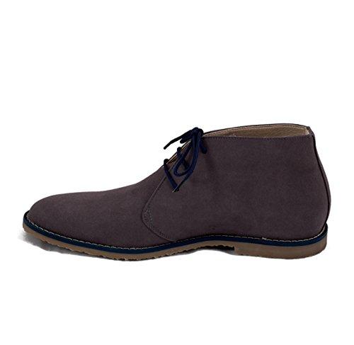 NAE Lagos Grau - Herren Vegan Stiefel - 4