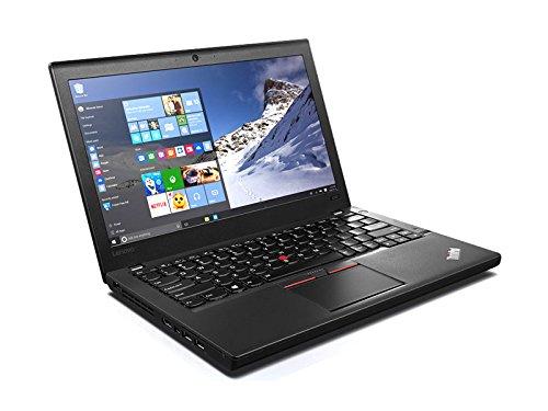 Lenovo Thinkpad X260 Laptop (Windows 7, 8GB RAM, 500GB HDD) Black Price in India