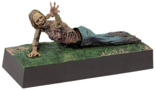 Walking Dead TV Series 2 Fahrrad Girl Zombie Action Figur