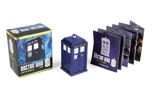 Doctor Who: Light-Up Tardis Kit (Running Press Mini Kits)